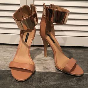 F21 heels
